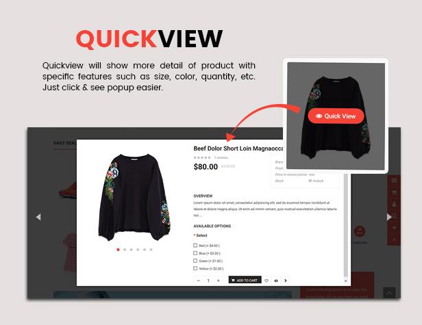 OneShop - Opencart 3 Theme