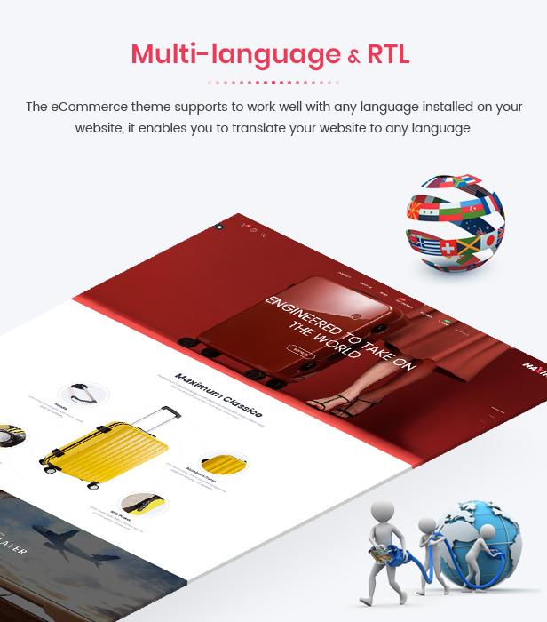 Maximum - Responsive PrestaShop 1.7 eCommerce Theme | Suitcase Store | Headphone Store - 7