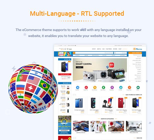 Metro - Multipurpose Responsive MarketPlace PrestaShop 1.7 Theme - 6