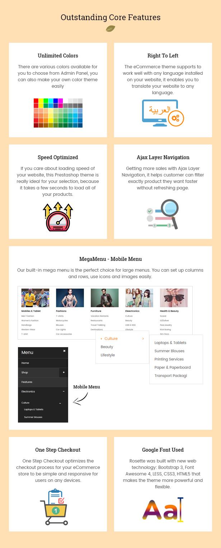 Rosette - Beauty Responsive PrestaShop 1.7 Fashion Theme - 8