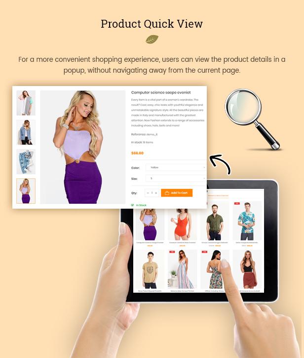 Rosette - Beauty Responsive PrestaShop 1.7 Fashion Theme - 4