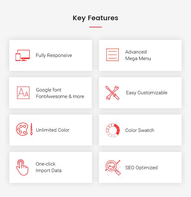 Shop4U - Store PrestaShop 1.7 eCommerce Theme - 3
