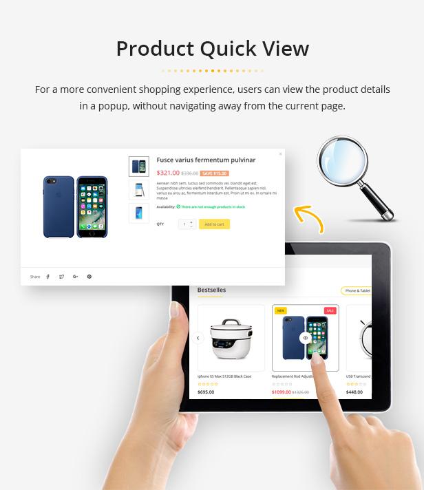 Venuse - Premium Responsive PrestaShop 1.7 Digital Theme - 6